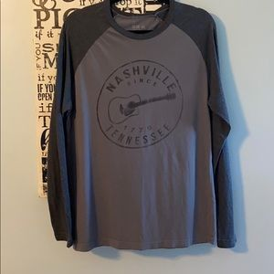 Blue 84 Brand Long Sleeve Nashville T-Shirt